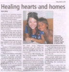 Healing Hearts and Homes