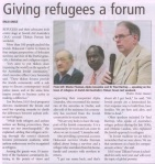 Refugee Forum