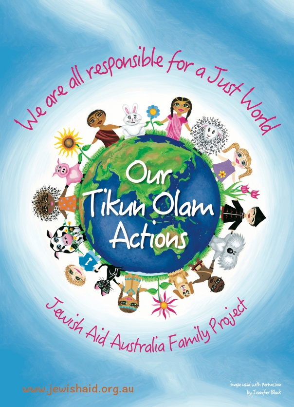 Tikun Olam Ideas